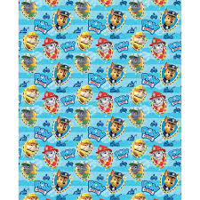 my pony christmas wrapping paper paw patrol wrapping paper 4m gift wrap b m