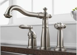 intriguing delta 9178 dst single handle kitchen faucet with pull