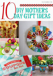 mothers gift ideas 10 diy s day gift ideas our days
