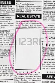 paper classifieds stock photos royalty free paper classifieds