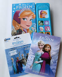Frozen Storybook Collection Walmart A Frozen Day Of Endlessly Inspired
