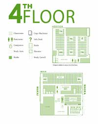 floorplans university of hawaii at manoa library