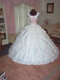 wedding dress hoops ruffleslipfull jpg