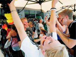 how germans celebrate world cup sports jamaica gleaner