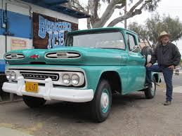 1961 chevy apache 10 c10 pickup truck short wheelbase swb