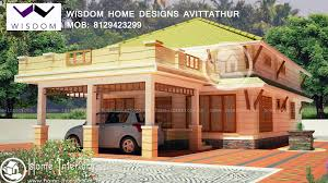 1350 sq ft kerala classic home design