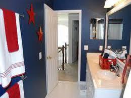 bathroom decor for kids with white wall ideas home nautical bathroom decorating ideas for boys theme nautical decors