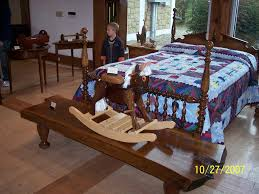early american bedroom set valley wood workers