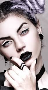 best 25 gothic eye makeup ideas on pinterest goth eye makeup