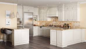 white raised panel kitchen cabinets avalon white cabinet by jarlin