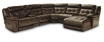 Leather Sectional Sofa Sofa Fascinating 6 Piece Leather Sectional Sofa Rectangle Red