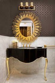 gold bathroom ideas gold bathroom design ideas brightpulse us