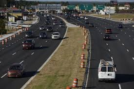 4 year roadwork on n c 87 all but done in spring lake news