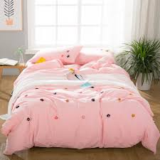 girls pink bedding online get cheap pink comforter sets aliexpress com alibaba group
