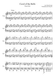 best 25 carol of the bells ideas on instrumental