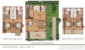 dlf samatara shimla floor plans