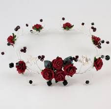 christmas hair accessories wedding hair accessories christmas wedding hair vine