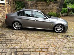 bmw owner stunning 2010 bmw 318d m sport finished in space grey metallic