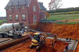 cs construction nj excavation and poured foundation services