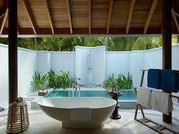 Pool Bathroom Dusit Thani Maldives Smf