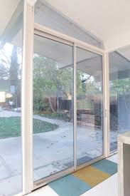 Milgard Patio Doors Eichler Sliding Doors Replacing Patio Doors Mid Century Modern