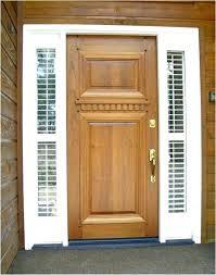 Repair Interior Door Frame How To Repair Door Frame Decorative Door Frame Here Are Interior