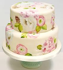 Bella Bella Vita Sweet Indulgences Hand Painted Cakes