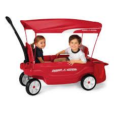 wagon baby radio flyer ultimate comfort kids wagon hayneedle