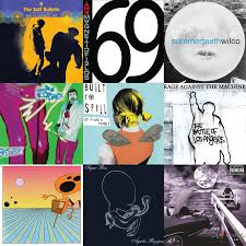 best photo albums online best albums of 1999 the concordian