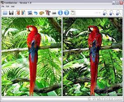 fotosketcher convert your digital photos into art