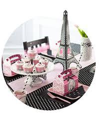 Paris Themed Party Supplies Decorations - paris damask party supplies birthdayexpress com