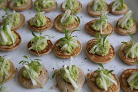 easy vegetarian canapes 11 healthy canapes for the festive season harris farm markets