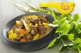 cuisiner les l馮umes anciens daube de bœuf aux légumes anciens recettes de cuisine la viande fr