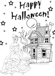 halloween coloring pages esl vladimirnews