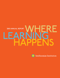smithsonian 2010 annual report by steegethomson communications issuu