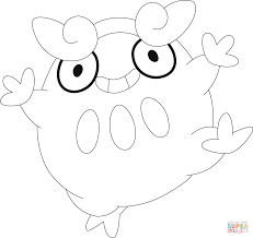 darumaka pokemon coloring page free printable coloring pages