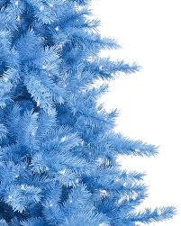blue christmas baby blue artificial christmas tree treetopia