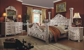 Wood Furniture Bedroom Sets Luxury Wooden Royal Bed Wholesale Bed Suppliers Alibaba