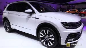 volkswagen tiguan 2017 r line 2016 volkswagen tiguan 2 0 tdi r line exterior interior