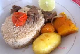 cuisiner du riz blanc riz gras blanc riz senegalais recettes africaines
