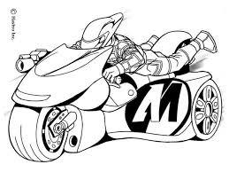 action man u0027s turbo bike coloring pages hellokids com