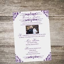 Wedding Invitations In Spanish Items Similar To Spanish Vow Renewal Invitation U2022 Spanish Wedding