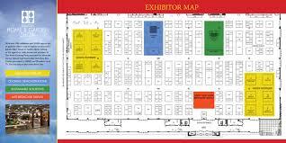 Map Home Show Map Realtors Home U0026 Garden Show