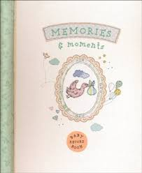 baby record book memories moments baby record book parragon books