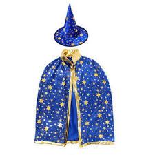 halloween cloak cap costumes fancy dress children party cosplay