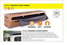 Rv Slide Out Topper Awning Replacement Fabric Slide Out Awning Exterior Ebay