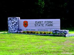 not quite halloween weekend at east fork campgrounds visit