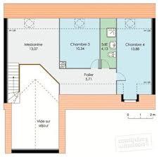 plan maison gratuit 4 chambres plan maison avec mezzanine 1 plan maison plain pied gratuit 4