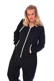 mens one jumpsuit unisex hooded zip onesie charcoal 5xl clothing