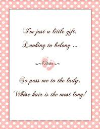 bridal shower gift poems breathtaking baby shower poems for a girl 86 for decoracion